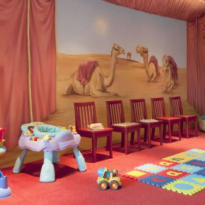 Sandcastle Club - Play Room