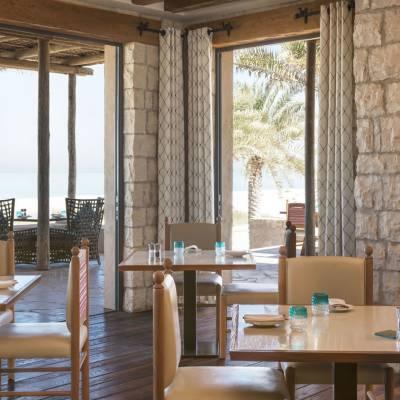 Turquoiz Restaurant Interior