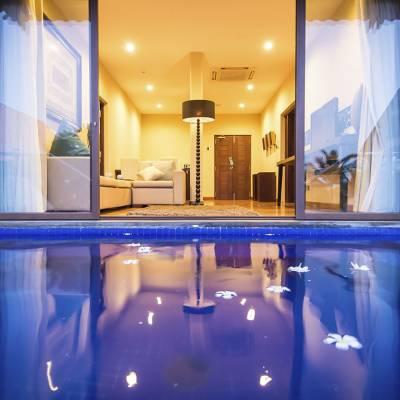 Bay Suite Plunge Pool
