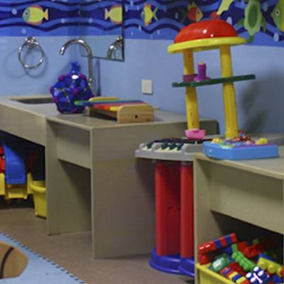 Sand Bar - Kids Room