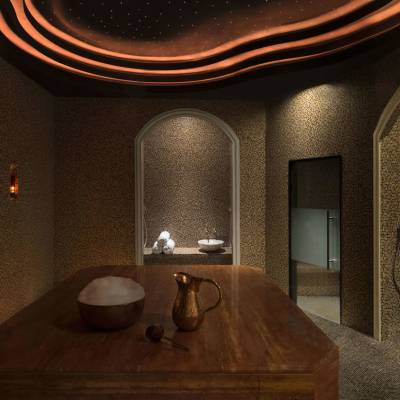 Spa - Hammam Room