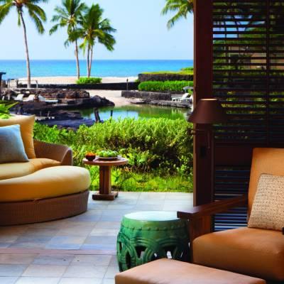 Superior Ocean View Suite