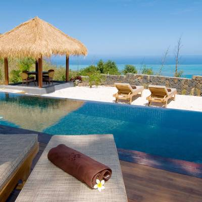 Exclusive Pool Suite