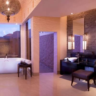 Al Rimal Villa Bathroom