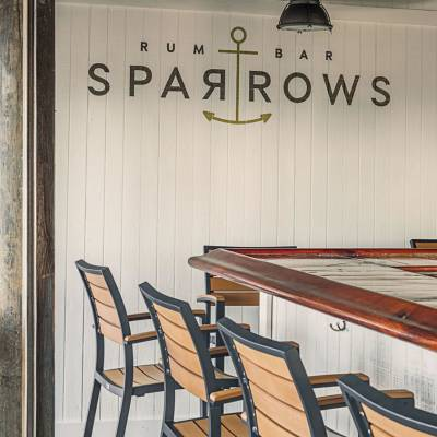 Sparrows Rum Bar