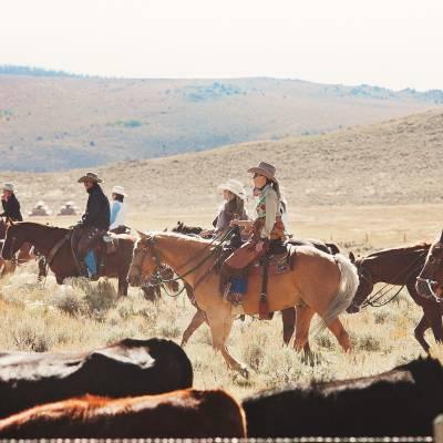 Brush Creek Ranch Holidays