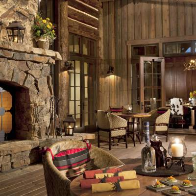 Dining lodge