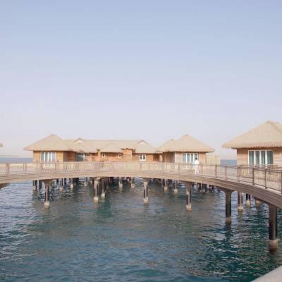 Two Bedroom Overwater Villa