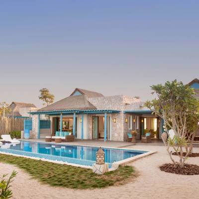 Two bedroom luxury pool villa