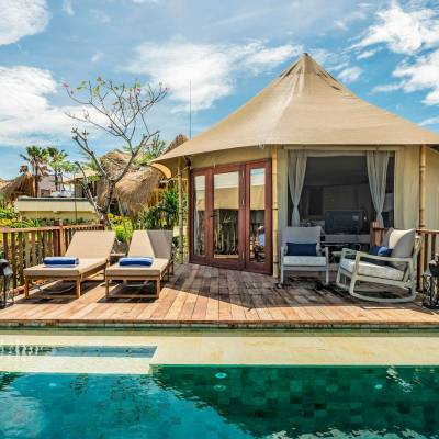 Pool Villa at Menjangan Dynasty Resort