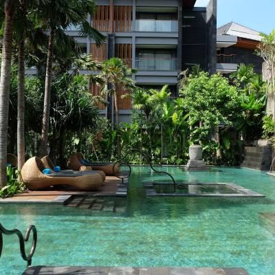 Secret Garden Pool