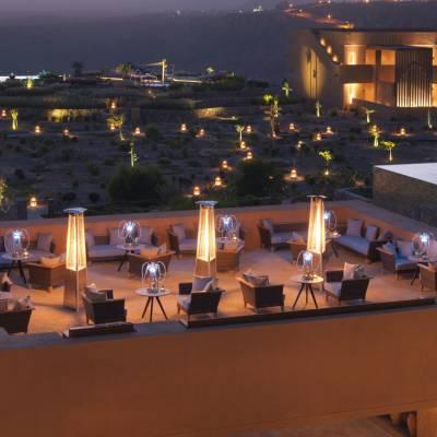 Dining, Anantara Al Jabal Al Akhdar