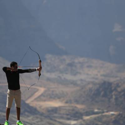 Archery, Anantara Al Jabal Al Akhdar