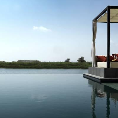 Garden View Infinity Pool Villa