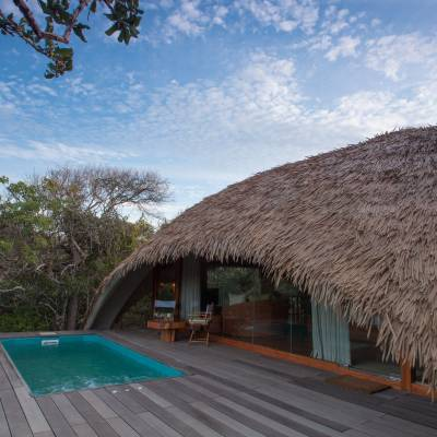 Cabin, Chena Huts