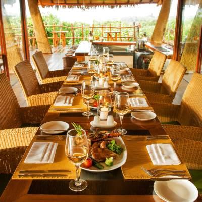Restaurant, Chena Huts