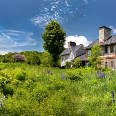 Farmhouse at Copper Hill, Twin Farms, Vermont