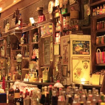 Jose Cuervo Tequila Railroad Shop