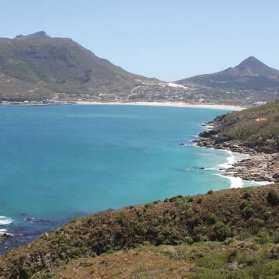 Cape Town's coastline