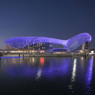 Yas Viceroy, Middle East