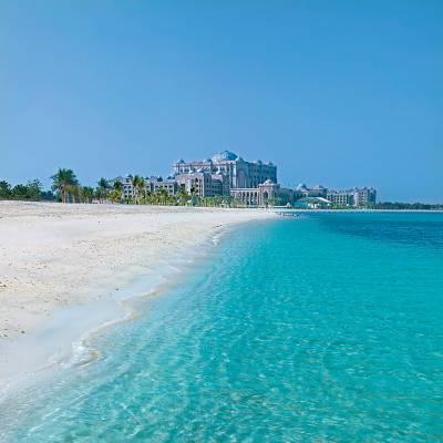 Beach, Abu Dhabi