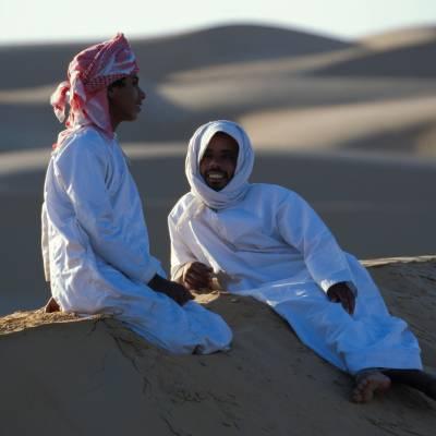 Muscat locals