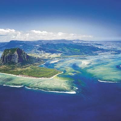 Island Aerial, Mauritius
