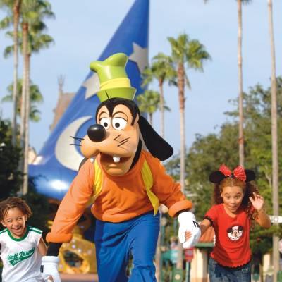 Goofy at Disney's Hollywood Studios