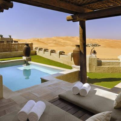 Swimming Pool, Abu Dhabi
