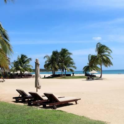 Passikudah beach