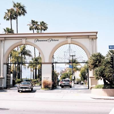 Paramount Gate