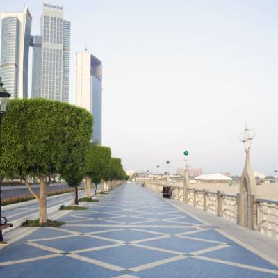 Street View, Abu Dhabi