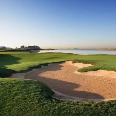 Golf Course, Abu Dhabi