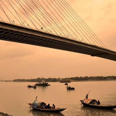 Vidyasagar Setu Bridge