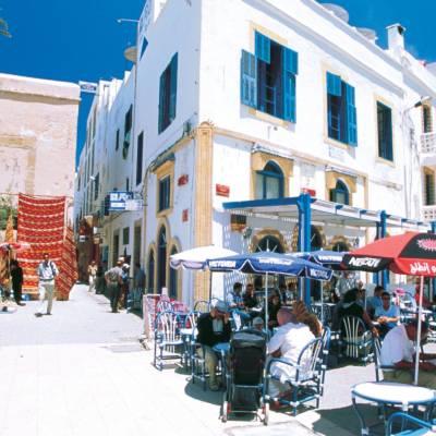 Essaouira Cafe