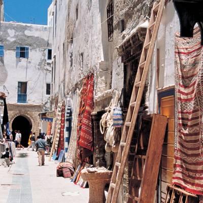 Essaouira Souq