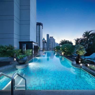 Banyan Tree Bangkok Pool