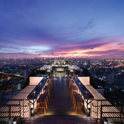 Banyan Tree Bangkok Rooftop