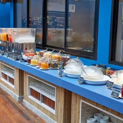 Bandara Breakfast Buffet