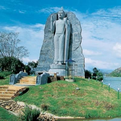 Enroute to Polonnaruwa