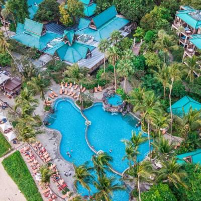 Centara Grand Krabi Aerial View