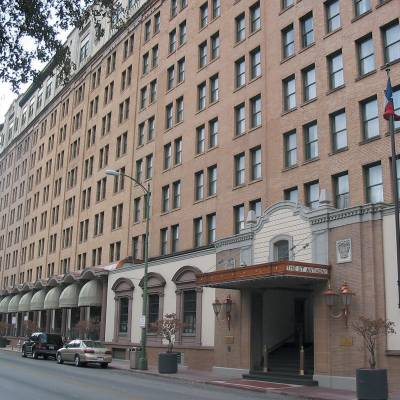 The St Anthony - A Wyndham Historic Hotel