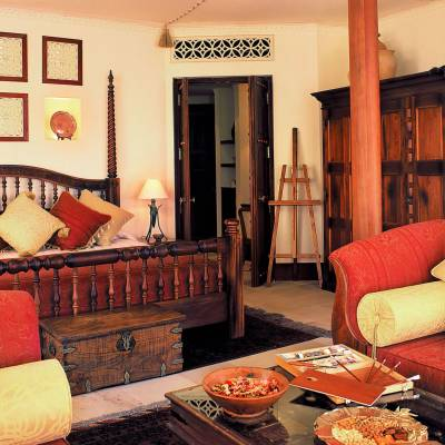 Al Maha Luxury Desert Resort