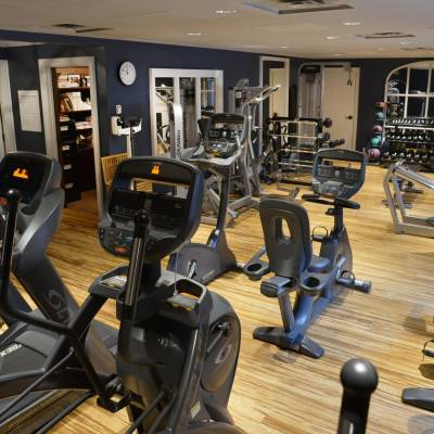 Pillar and Post Inn Fitness Room