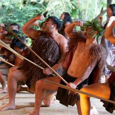 Tamaki Maori Show, Rotorua