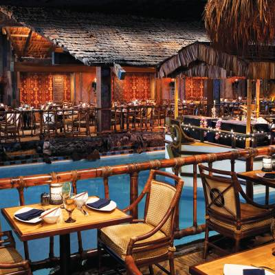 Tonga Room Restaurant