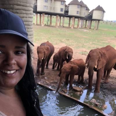 Tsavo, Kenya