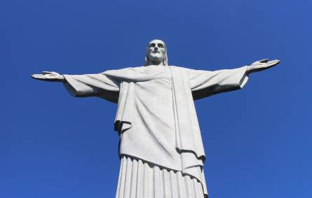 Christ the Redeemer statue Brazil Sept