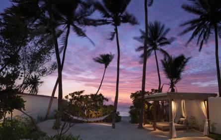 Beach Sunset Villa at Fairmont Maldives