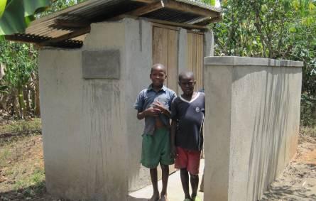 Just a drop Kituntu Parish project